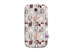 Coque Samsung Galaxy S3 Cat Pattern