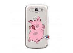 Coque Samsung Galaxy S3 Pig Impact