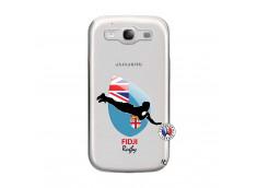 Coque Samsung Galaxy S3 Coupe du Monde Rugby Fidji