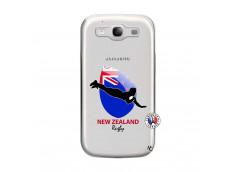 Coque Samsung Galaxy S3 Coupe du Monde Rugby- Nouvelle Zélande