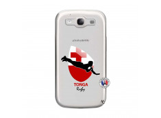 Coque Samsung Galaxy S3 Coupe du Monde Rugby-Tonga