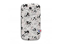 Coque Samsung Galaxy S3 Cow Pattern