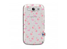 Coque Samsung Galaxy S3 Flamingo