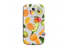 Coque Samsung Galaxy S3 Salade de Fruits