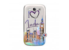 Coque Samsung Galaxy S3 I Love London