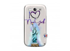 Coque Samsung Galaxy S3 I Love New York