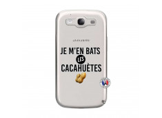 Coque Samsung Galaxy S3 Je M En Bas Les Cacahuetes