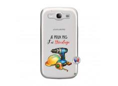 Coque Samsung Galaxy S3 Je Peux Pas J Ai Bricolage