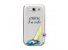 Coque Samsung Galaxy S3 Je Peux Pas J Ai Voile