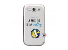 Coque Samsung Galaxy S3 Je Peux Pas J Ai Volley