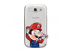 Coque Samsung Galaxy S3 Mario Impact