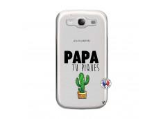 Coque Samsung Galaxy S3 Papa Tu Piques