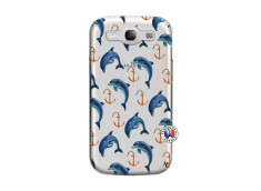 Coque Samsung Galaxy S3 Dauphins