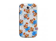 Coque Samsung Galaxy S3 Poisson Clown