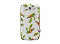 Coque Samsung Galaxy S3 Tortue Géniale