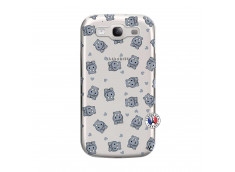Coque Samsung Galaxy S3 Petits Hippos