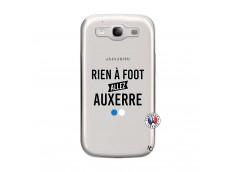 Coque Samsung Galaxy S3 Rien A Foot Allez Auxerre