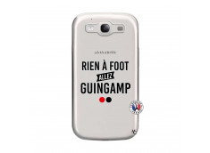 Coque Samsung Galaxy S3 Rien A Foot Allez Guingamp