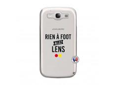Coque Samsung Galaxy S3 Rien A Foot Allez Lens