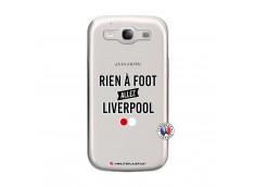 Coque Samsung Galaxy S3 Rien A Foot Allez Liverpool