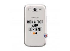 Coque Samsung Galaxy S3 Rien A Foot Allez Lorient
