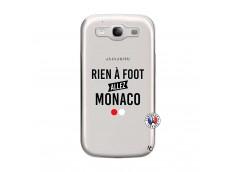 Coque Samsung Galaxy S3 Rien A Foot Allez Monaco