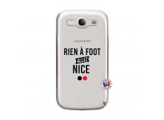 Coque Samsung Galaxy S3 Rien A Foot Allez Nice
