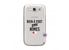 Coque Samsung Galaxy S3 Rien A Foot Allez Nimes