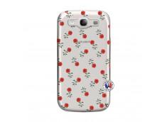 Coque Samsung Galaxy S3 Rose Pattern