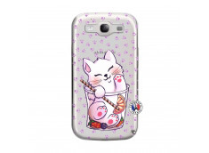 Coque Samsung Galaxy S3 Smoothie Cat