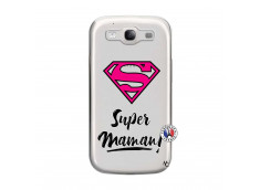 Coque Samsung Galaxy S3 Super Maman