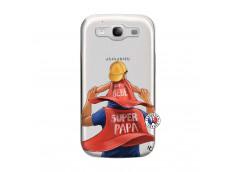 Coque Samsung Galaxy S3 Super Papa et Super Bébé