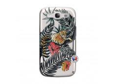Coque Samsung Galaxy S3 Leopard Tree