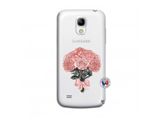 Coque Samsung Galaxy S4 Mini Bouquet de Roses