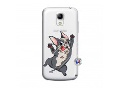 Coque Samsung Galaxy S4 Mini Dog Impact