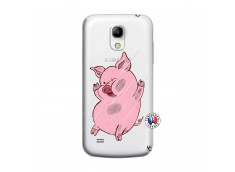 Coque Samsung Galaxy S4 Mini Pig Impact