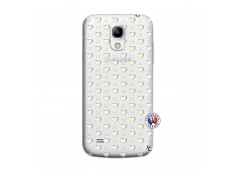 Coque Samsung Galaxy S4 Mini Little Hearts