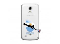 Coque Samsung Galaxy S4 Mini Coupe du Monde Rugby-Argentine