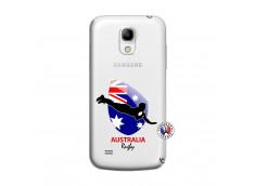 Coque Samsung Galaxy S4 Mini Coupe du Monde Rugby-Australia