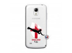Coque Samsung Galaxy S4 Mini Coupe du Monde Rugby-England