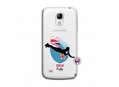 Coque Samsung Galaxy S4 Mini Coupe du Monde Rugby Fidji