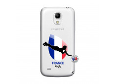 Coque Samsung Galaxy S4 Mini Coupe du Monde de Rugby-France