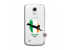 Coque Samsung Galaxy S4 Mini Coupe du Monde Rugby-Ireland