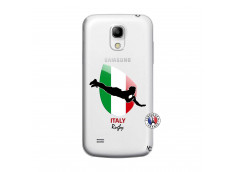 Coque Samsung Galaxy S4 Mini Coupe du Monde Rugby-Italy
