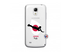 Coque Samsung Galaxy S4 Mini Coupe du Monde Rugby-Japan