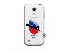Coque Samsung Galaxy S4 Mini Coupe du Monde Rugby-Samoa