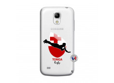 Coque Samsung Galaxy S4 Mini Coupe du Monde Rugby-Tonga