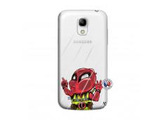 Coque Samsung Galaxy S4 Mini Dead Gilet Jaune Impact