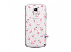 Coque Samsung Galaxy S4 Mini Flamingo