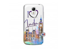 Coque Samsung Galaxy S4 Mini I Love London